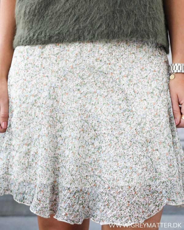 Neo Noir Lilje Flower Skirt