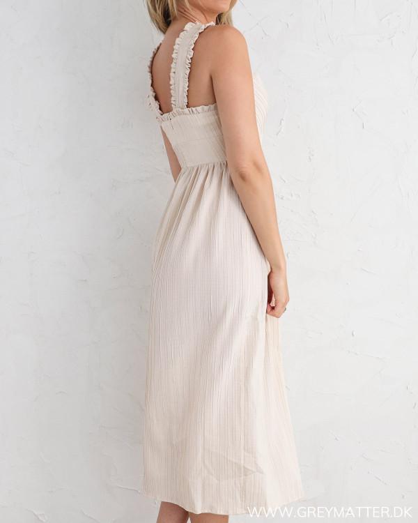 Lang kjole fra Pieces