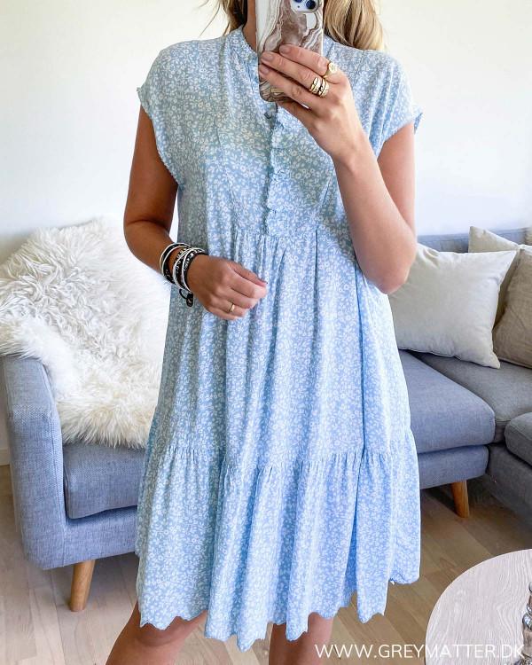Blå kjole fra Y.A.S