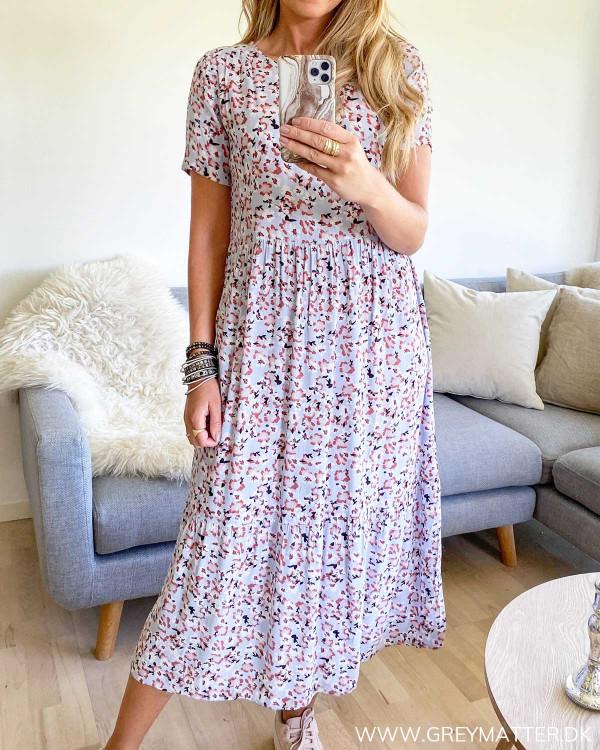 YAS kjole med blomsterprint