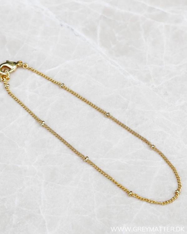 Minimalism Golden Ankle Chain