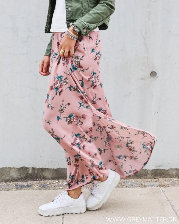 Nederdel fra Vila med blomster print