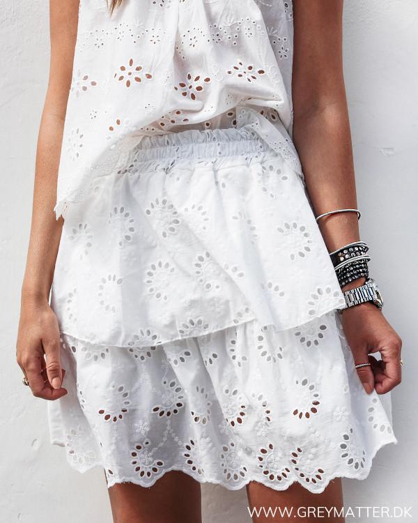 Hvid Nederdel fra Grey Matter