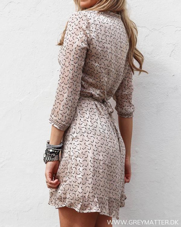 Wrap kjole fra Grey Matter