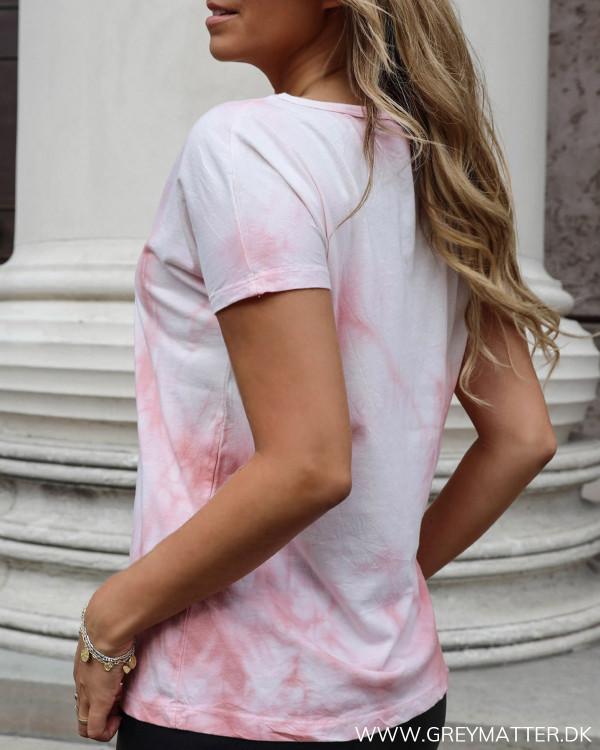 Vila tie dye t-shirt