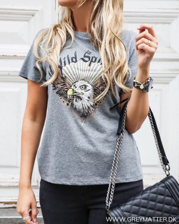 Eagle tshirt fra Vila