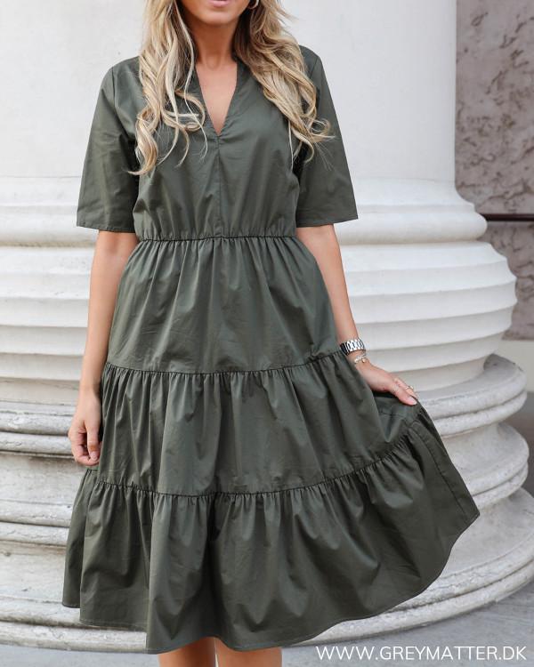 Jinna Army Dress