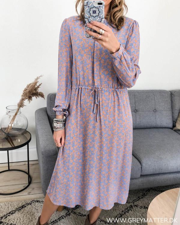 Vimoashlyrovina Viscose Midi Dress