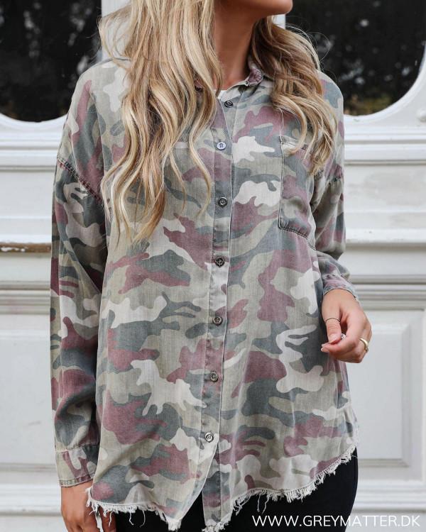 Camou skjorte fra Grey Matter