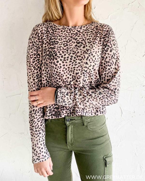 Ragdoll leopard bluse