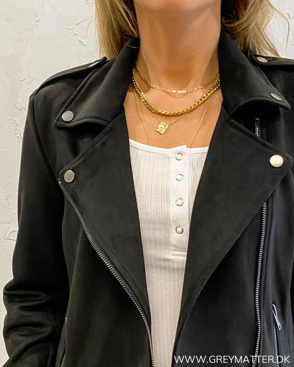 Vifaddy Black Jacket