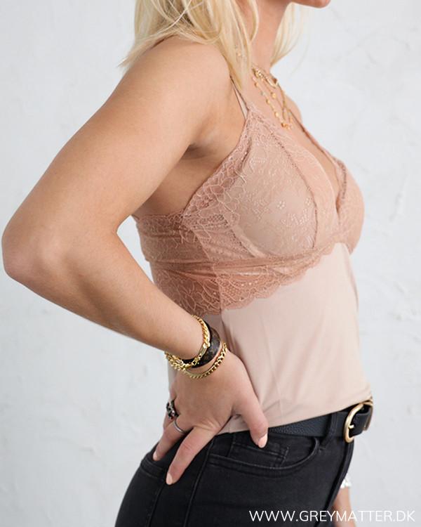 Neo Noir Erica Nude Top