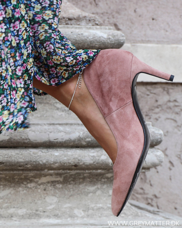 Apair Genova Amalfi Bardon Pink Heel