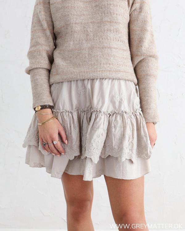 Flæse nederdel