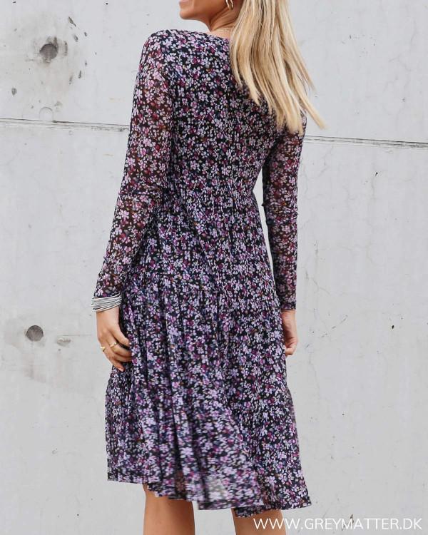 Langærmet hverdags kjole fra Vila