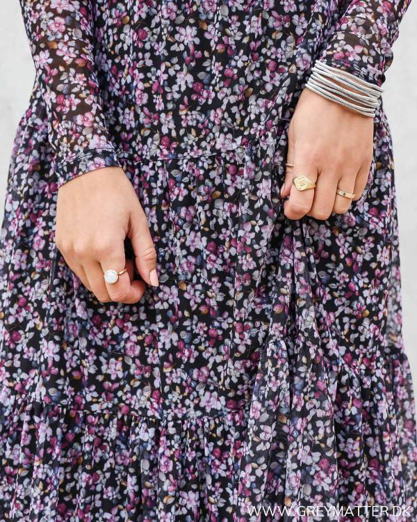 Blomsterprint kjole fra Vila Vidavis